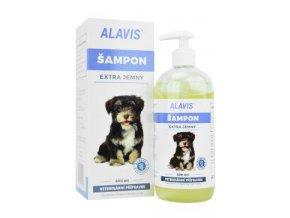 Alavis Šampon extra jemný 500ml