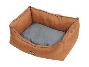 Pelech Sofa Bed Světle hnědá 70x90cm BUSTER