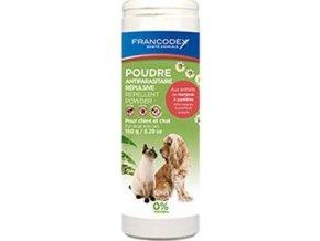 Francodex Pudr repelentní pes, kočka 150g - new