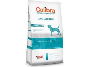 Calibra Dog HA Adult Large Breed Lamb 80G - VZOREK