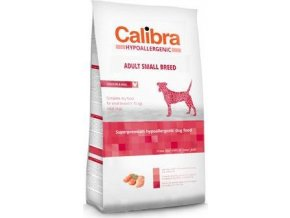 Calibra Dog HA Adult Small Breed Chicken 80G - VZOREK