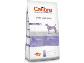Calibra Dog HA Junior Large Breed Chicken 80G - VZOREK