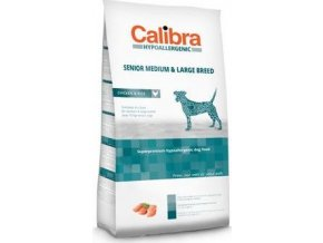Calibra Dog HA Senior Medium & Large Chicken 80G - VZOREK