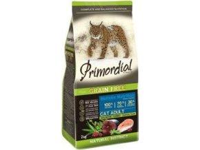 Primordial GF Cat Adult Salmon Tuna 2kg