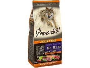 Primordial GF Adult Tuna Lamb 2kg