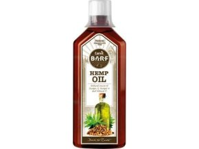 Canvit BARF Hemp Oil 500ml