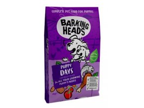 BARKING HEADS Puppy Days NEW 6kg - BRNO