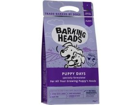 BARKING HEADS Puppy Days NEW 2kg I BRNO