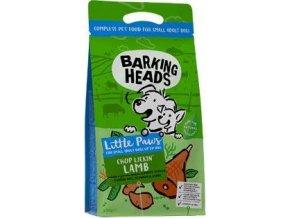 BARKING HEADS Chop Lickin' Lamb (Small Breed) 1,5kg I BRNO