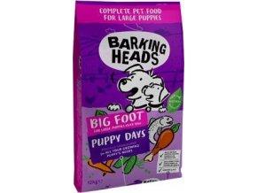 BARKING HEADS Puppy Days - VELKÁ PLEMENA 12kg I BRNO