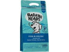 BARKING HEADS Fish-n-Delish NEW 2kg