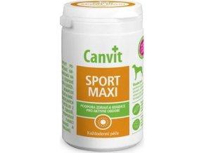 Canvit Sport MAXI pro psy ochucený 230g