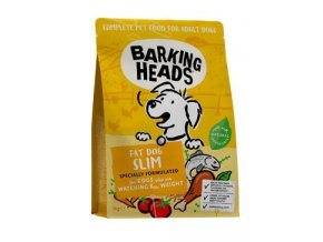 BARKING HEADS Fat Dog Slim NEW 1kg