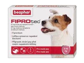 Fiprotec pro psy S 5-10kg Spot-on 67mg