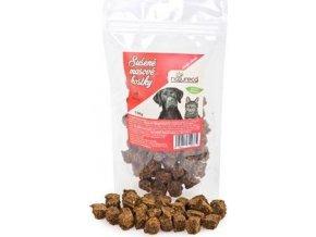 NATURECA pochoutka Masové kostky-Kachna, 100%maso 150g