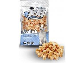 Calibra Joy Dog Mini Cod & Chicken Cube 70g