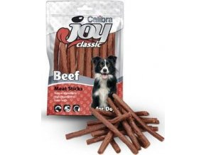 Calibra Joy Dog Classic Beef Sticks 100g NEW