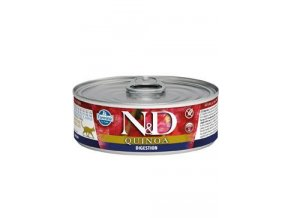 N&D CAT QUINOA Adult Digestion Lamb & Fennel 80g