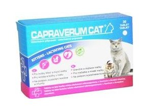 CAPRAVERUM CAT kittens-lactating cats 30tbl