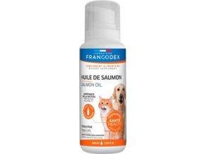 Francodex Salmon Oil lososový olej pes, kočka 200ml