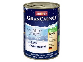 grancarno adult winterdream gans 400g