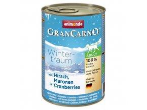 grancarno adult winterdream jelen 400g