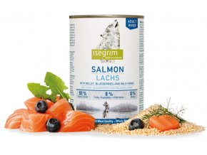isegrim wet adult river salmon zutaten