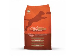 nutragold turkeysweet potato grain free