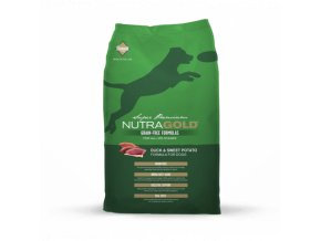 nutragold ducksweet potato grain free