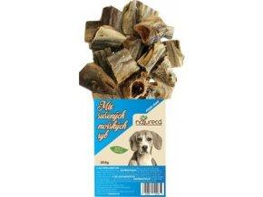 NATURECA pochoutka Mix mořských ryb sušené 200g