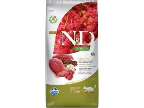 N&D Quinoa CAT Urinary Duck & Cranberry 5kg
