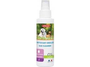 Čistící spray na uši pro psy 100ml Zolux new
