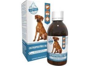 Ostropestřec olej pro psy 200ml