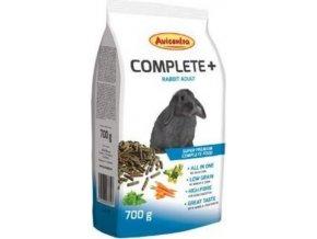 Avicentra COMPLETE+ králík 700g