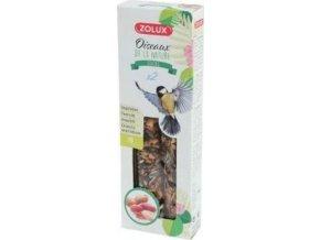 Stick Venkovní ptáci Peanut 2ks Zolux