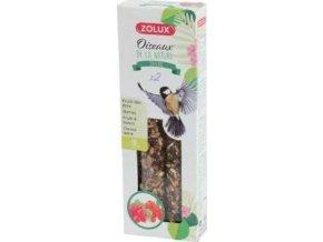 Stick Venkovní ptáci Wild berry 2ks Zolux