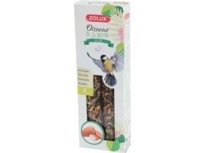 Stick Venkovní ptáci Almond 2ks Zolux