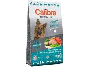 Calibra Dog Premium Line Adult Large 3kg - výprodej