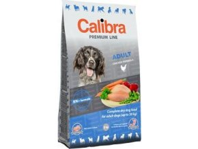 Calibra Dog Premium Line Adult 3kg - výprodej