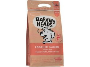 BARKING HEADS Pooched Salmon 2kg - výprodej