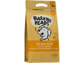BARKING HEADS Fat Dog Slim NEW 2kg I BRNO - výprodej