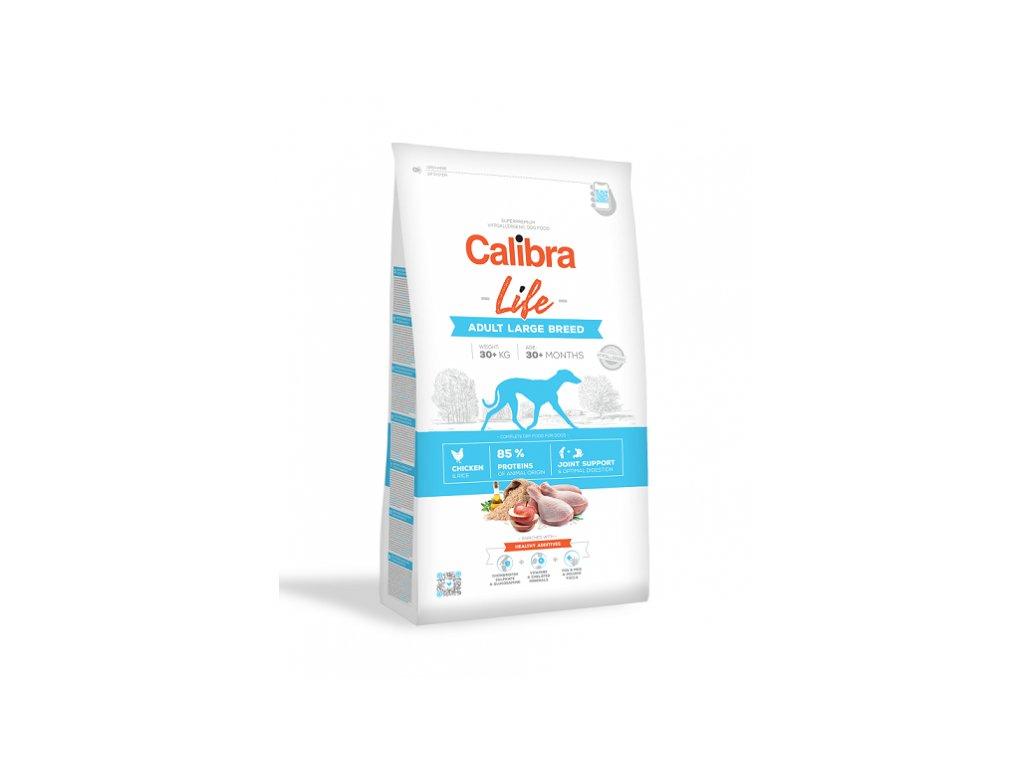 Calibra Dog Life Adult Large Breed Chicken 12kg
