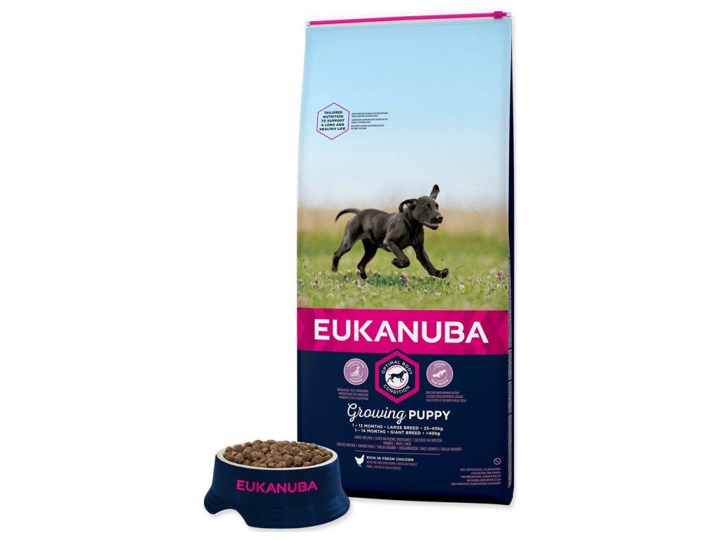 Eukanuba Dog Puppy Large 15kg