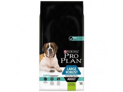ProPlan Dog Adult Large Robust Optidigest Lamb 14kg