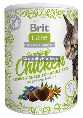 Brit Care Cat Snack Superfruits