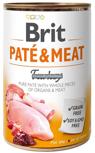 Brit Paté & Meat