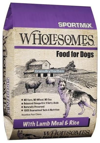 Sportmix Wholesomes
