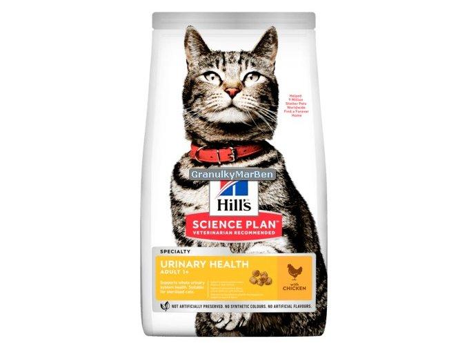 hills feline adult urinary health chicken