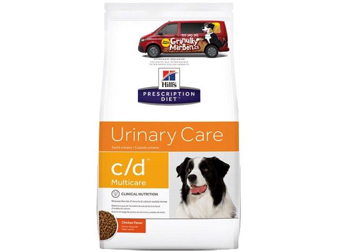 pd canine prescription diet cd multicare