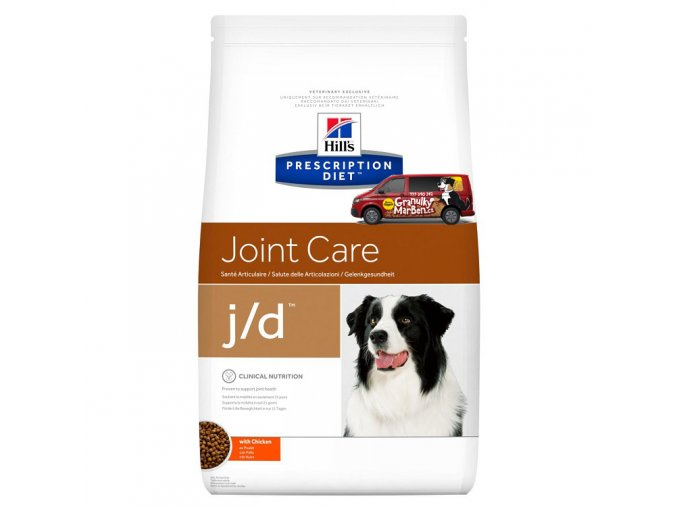 Hills canine diet jd